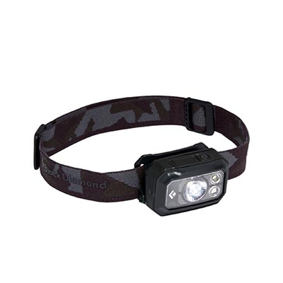 Storm 400 Headlamp Black - Black Diamond