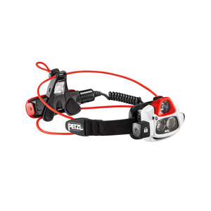 lampe frontale nao + petzl