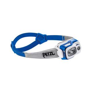 lampe frontale swift RL bleue petzl