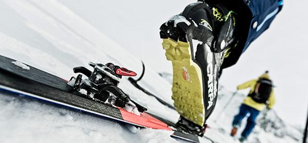 Fixation ski de randonnée Alpinist