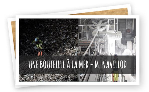 une bouteille à la mer association Mathieu Navillod