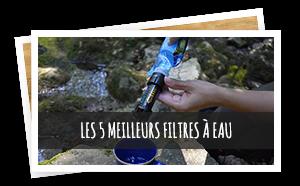 meilleurs filtres à eau de randonnée article blog snowleader