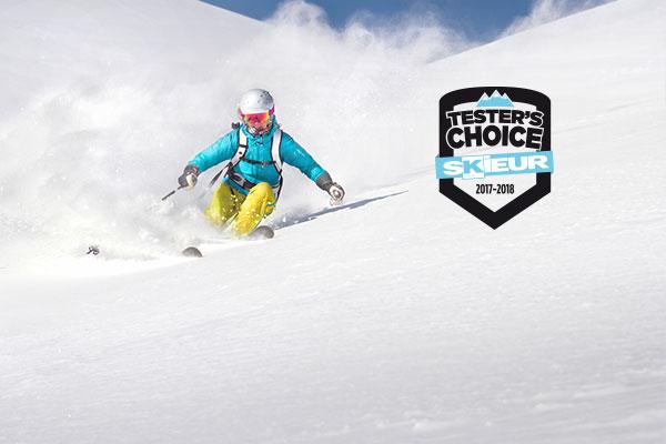 Meilleurs skis 2018