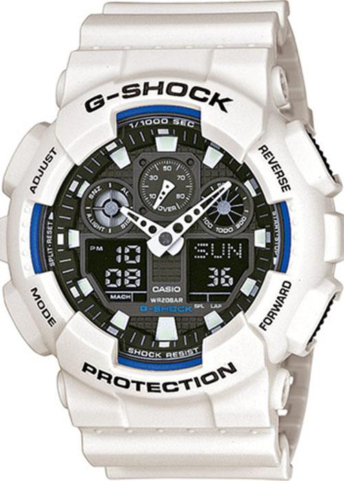 Montre G-Shock GA-100B-7AER