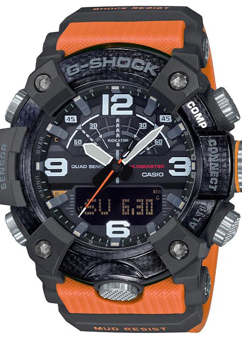 Montre G-Shock Mudmaster Carbone GG-B100-1A9ER