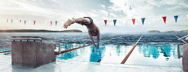suunto spartan trainer natation
