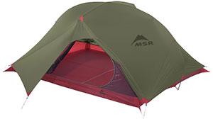 tente 3 places MSR carbon Flex