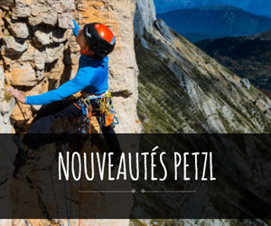 nouvelle collection Petzl