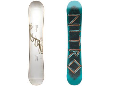 Nitro Snowboard Beast