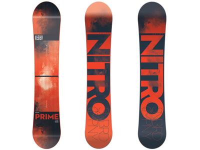 Nitro Snowboard Prime