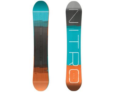 Nitro snowboard Team