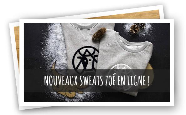 noveaux sweats snowleader