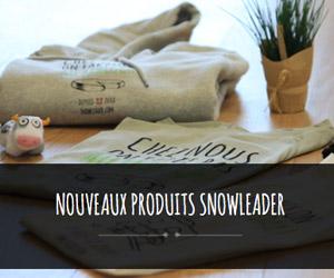 nouveaux produits snowleader