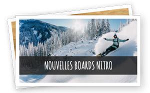 Nouvelles Boards Nitro