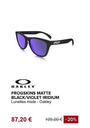 oakley frogskins lunette de plage