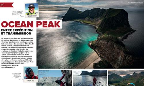 Ocean Peak - Mountain Spirit 2