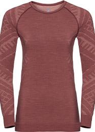 -Shirt ML Natural Kinship de Odlo
