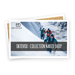 Ortovox collection naked sheep