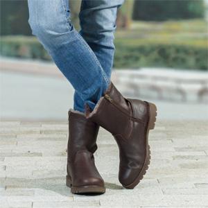 La panama Jack-fedro-igloo, bottes hommes très tendance