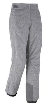 pantalon edge pant W Heather Lunar Eider