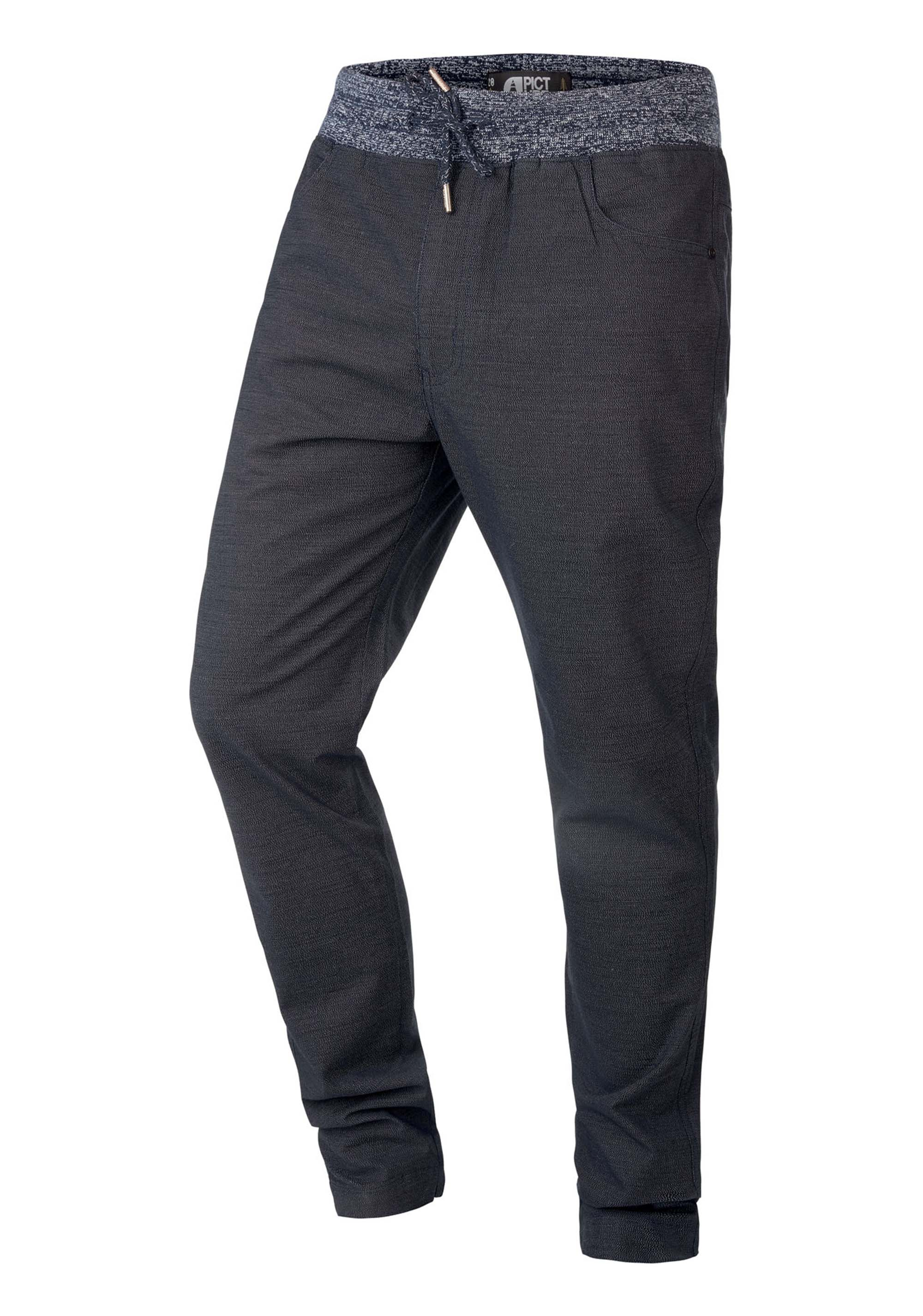 Chino CRUSY PANT DARK BLUE picture organic clothing