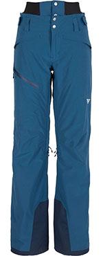 Pantalon de ski Womens Corpus Insulated Stretch Pant - Black Crows