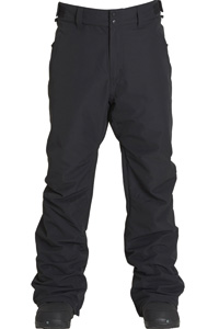 pantalon snowboard billabong lowdown noir