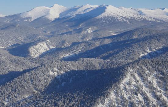 Voyage ski Rebloch'team en Siberie