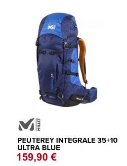 peuterey integrale ultra bleu