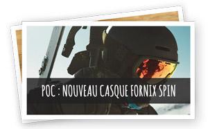 POC Nouveau Casque Fornix Spin