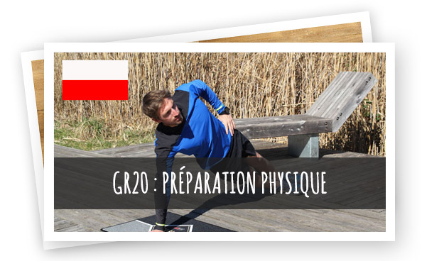 preparation physique GR20