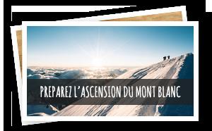 preparer son ascension du mont blanc