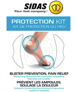 protection kit sidas randonnée