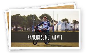 Vignette Renvoi Rancho se met au VTT