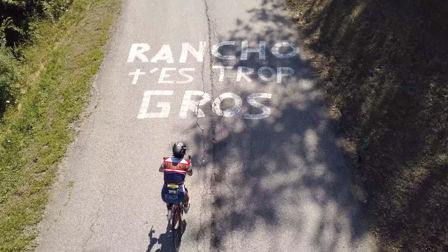 Rancho t'es trop gros