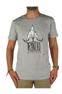 Tee shirt Rancho moustache