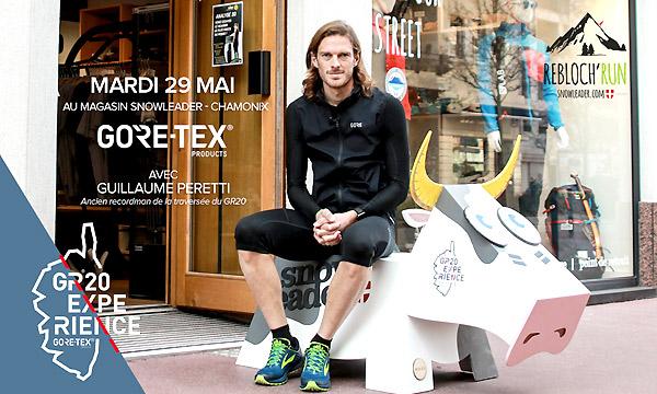 GR20 Guillaume Peretti