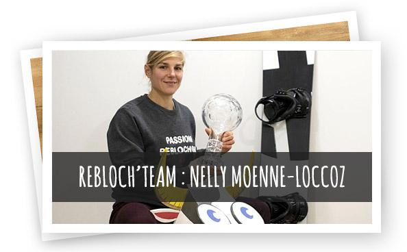 """Article """"Nelly Moenne Loccoz prend sa retraite"""""""