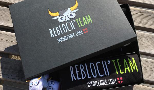 La Rebloch'team lance sa team d'ambassadeurs
