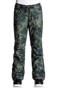 Le pantalon de ski Roxy Rifter Printed avec son motif imprimé