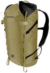 sac à dos trion olive mammut