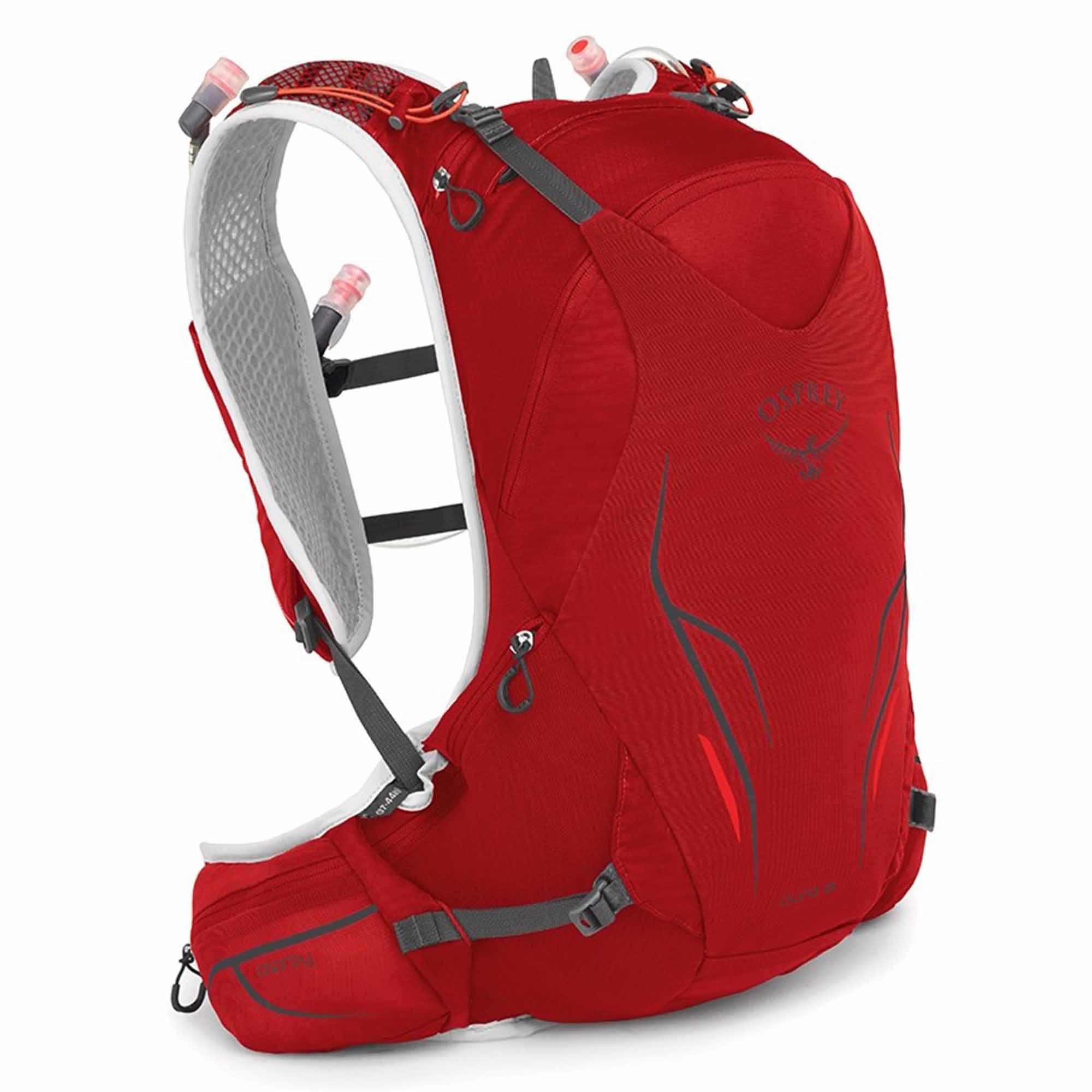 Sac à dos trail Osprey Duro 15 Red