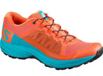 chassures salomon trail femme xa elevate orange