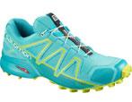 chaussures de trail salomon femme  speedcross 4