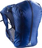sac a dos randonnée salomon out peak 20 bleu