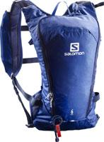 sac a dos randonnée salomon agil 6 bleu