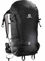 sac à dos randonnée salomon x alp 30 black