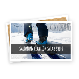 salomon slab shift