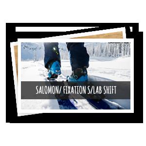 salomon s/lab shift fixation