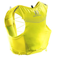 Veste trail jaune SALOMON